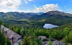 The Adirondack Region of Northern New York
