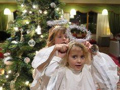 Gli angioletti del Comano Cattoni Holiday e la calda atmosfera delle Feste appena trascorse...