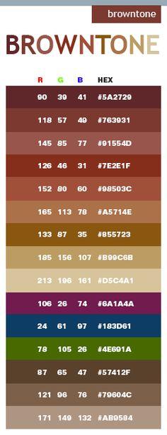 more color schemes