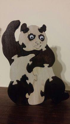 Panda puzzle