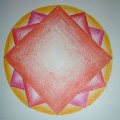 Age 12 ~ Math ~ Geometry ~ 12 Division Circle ~ Three Consecutive Squares