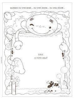 ♥ Sorvete Colorê ♥: Projeto Quem Sou eu? Reggio, Baby Kids, Kindergarten, Education, Fictional Characters, Bebe, Kindergartens, Onderwijs, Fantasy Characters