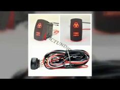 44 Best MICTUNING video show | Bar lighting, Led light bars ... Mictuning Wiring Harness Instructions on