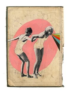 Image of Feeling Alliance - giclee art print Hollie Chastain.