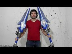 Thunderfury Blessed Blade of the Windseeker World of Warcraft cosplay prop