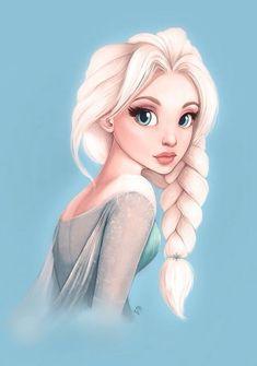 Absolutely beautiful Elsa