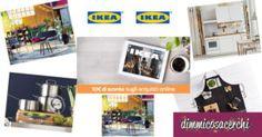 Buono sconto Ikea 10€: richiedilo gratis!