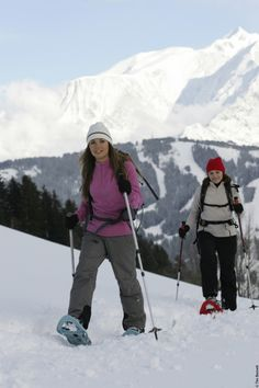 12 Activities Besides Skiing to do in Canada this Winter Snow shoeing looks like fun!