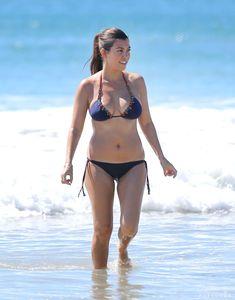 0995c45f6 Try to Keep Up With Kourtney Kardashian s Hottest Bikini Moments