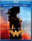 Wonder Woman [3D] [Blu-ray] [Blu-ray/Blu-ray 3D] [2017]