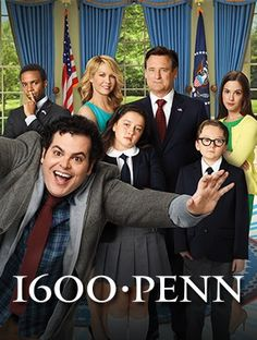 1600 Penn - Really funny new nbc show