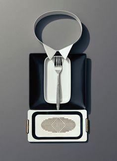 Sonia Rentsch - Dinner Etiquette. Photographer: Scott Newett.