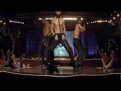 It's raining men, Magic Mike  → Video requested by my dear Jen, but yeah I have to admit it,   I uploaded this video mainly for me *not perverse, of course* But   I have very good excuses: Matt Bomer is fucking perfect and so damn hot, his face is georgeous, his body is mindblowing, and the way ...