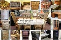 New @Woodstock furniture showroom in 1275 Willem Botha ave, Centurion.Direct from factory ! We build to your sizes !!Chest of drawers, bedroom furniture, tables, chairs, patio furniture and Many more..Phone us : 072 228 2561www.oregon-furniture.co.za
