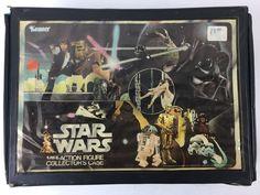 1977 Kenner Star Wars Case & 1970s-80s Figures DEC 31, 2016