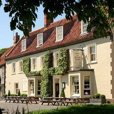 The Hoste Arms - Burnham Market. Perfect venue for a weekend away. Love this place.
