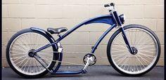 Custom Frame Hard Time, raw Ruff Cycles