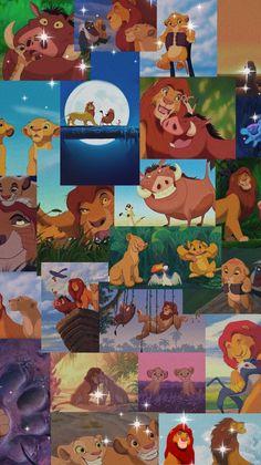 Lion king aesthetic wallpaper