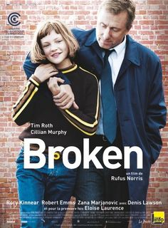 Broken is a 2012 British coming-of-age drama film directed by Rufus Norris starring Eloise Laurence and Tim Roth. The film premiered at the Cannes Film Festival in May 2012. It is based on the 2008 novel of the same name written by Daniel Clay, inspired heavily by To Kill A Mockingbird.