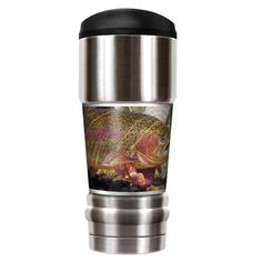 Great American Products Mark Susinno's Rainbow Trout 18 oz. Insulated Tumbler