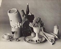 Irving Penn - New York Still Life, 1947.