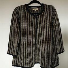JONES New York Woman Size OX Brand new ,One button knitted jacket Jones New York Jackets & Coats