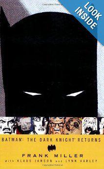 Batman: The Dark Knight Returns: Frank Miller, Klaus Janson, Lynn Varley: 9781563893421: Amazon.com: Books