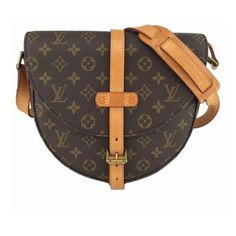 Pre-owned Louis Vuitton Shoulder Bag ($695) ❤ liked on Polyvore featuring bags, handbags, shoulder bags, apparel & accessories, wallets & cases, brown crossbody purse, hand bags, crossbody shoulder bags, louis vuitton handbags and man bag