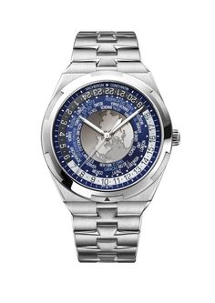 """#Horology - The brand new #VacheronConstantin """"Overseas World Time"""" #Watch - May 2016 ---"""