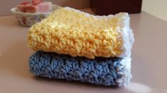 Check out this item in my Etsy shop https://www.etsy.com/listing/227149154/washcloth-spa-baby-dishcloth-cotton