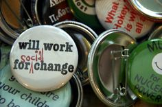 Will Work for Social Change