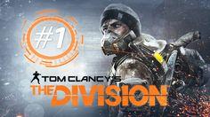 Tom Clancy's The Division - Végigjátszás #1 - Karaktergenerálás, Tutoria...