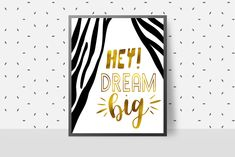 Gold Quotes, Home Quotes And Sayings, Quote Posters, Quote Prints, Printable Art, Printables, Calligraphy Print, Animal Decor, Big Black