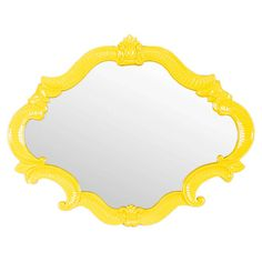 I pinned this Alsatia Wall Mirror from the Look: Sunny event at Joss and Main!