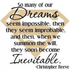 For More Insight On How To Have Your Best Year Ever Come Visit Us At http://www.optimizingsuccess.com/ #Mentor #Business #Leadership #Success #Results #Performance #GMEABM #GME #GeorgeEtheridge  #Dreams #Inevitable #Life  #ChristopherReeves