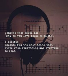 Music is life! quotes – songs / music – You are in the right place about lyrics quotes friendship Here we offer you the most beautiful pictures about the lyrics quotes popular you are looking for. When you examine the Music is life! Music Quotes Deep, Lyric Quotes, True Quotes, Motivational Quotes, Quotes About Music, Quotes Quotes, Rock Music Quotes, Sassy Quotes, Famous Quotes