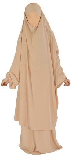 Découvrez les jilbabs de la marque Sianat : tissu doux, fluide et très confortable. Profitez d'une remise de 10% en utilisant le code SIANAT http://sianat.fr/fr/13-jilbab #jilbab