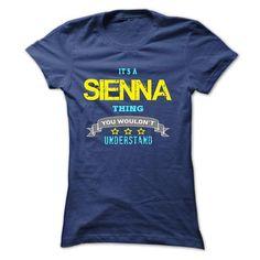 I am a Sienna - #sweatshirt upcycle #sweatshirt design. LOWEST PRICE => https://www.sunfrog.com/LifeStyle/I-am-a-Sienna.html?68278