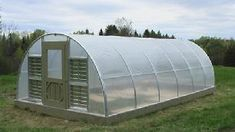 Secerets Of Building Low And High Tunnel Hoop Houses