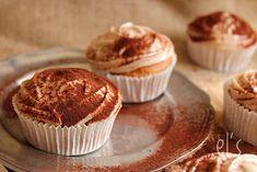 Cupcakes au cream cheese et à la crème de marrons sans gluten