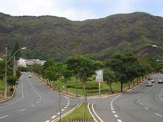 Serra do Curral - Mangabeiras - Belo Horizonte - Minas Gerais - Brasil