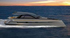 Atlantic Sea Hawk - The Atlantic Sea Hawk is one of the most eco-friendly yachts. Atlantic Motor Yachts and Sauter Carbon Offset Design have combined to build this 18-...