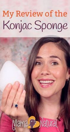 The konjac sponge is getting popular as a natural facial cleanser. But does it really work? Here is my review!
