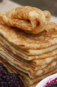 Grain-Free French Crepes Recipe are made with whole-plant cassava flour. Loaded with resistant starch, it's a great alternative to wheat.