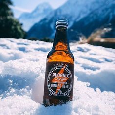 Loving this shot from this week, up Mt Cook. What an awesome winter we have had so far! Go grab yourself a cold one Corona Beer, Ginger Beer, Beer Bottle, Brewing, Advertising, Cold, Drinks, Awesome, Winter
