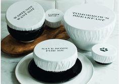 Food Saving lids