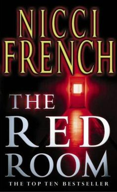 (#19) The Red Room - Nicci French ★★★☆☆ // Another suspenseful tale from the married couple who write under the nom de plume Nicci French.  I was bummed that the bad guy didn't turn out to be who I thought though!