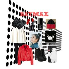 Big Hero 6 Baymax Outfit