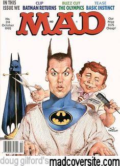 Mad Magazine No. 314 by Mort Drucker [©1992]
