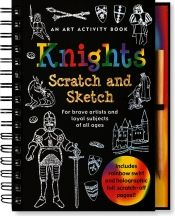 Knights Scratch And Sketch $14.99